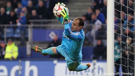 Fußball Bundesliga 12. Spieltag: Hamburger SV - Werder Bremen (picture alliance/dpa/A. Heimken)