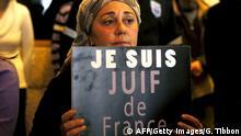 Gedenken an die Terroranschläge in Paris 11.01.2015