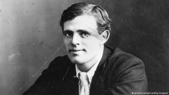 Jack London Schriftsteller (picture-alliance/akg-images/)