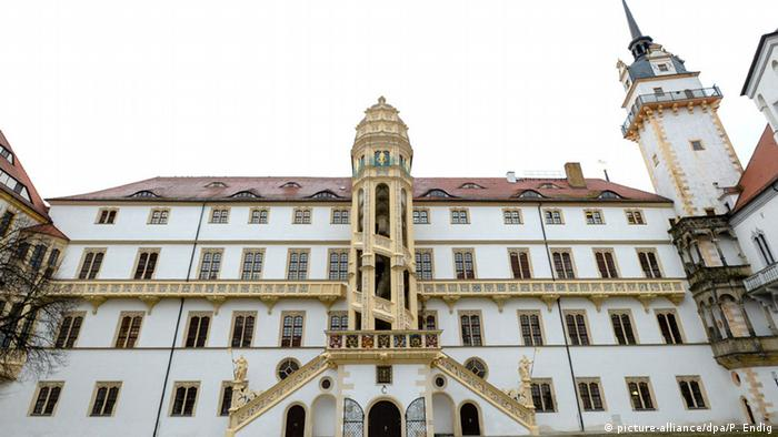 Schloss Hartenfels in Torgau (picture-alliance/dpa/P. Endig)