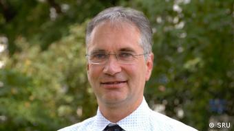 Christian Hey, Generalsekretär des Sachverständigenrates für Umwelt (Foto: SRU).