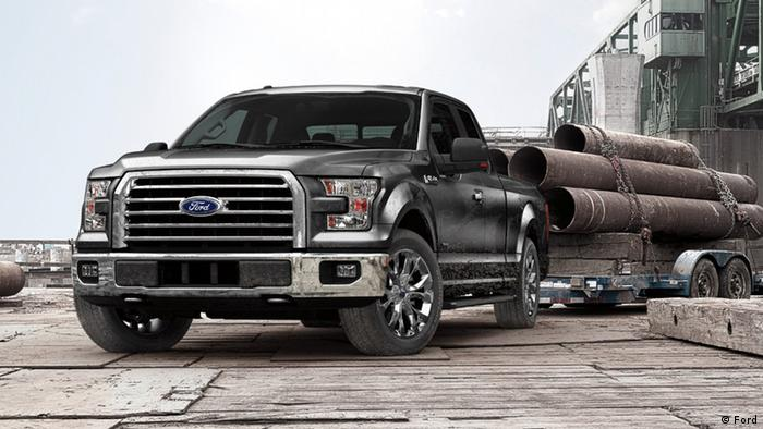 Build Price And Configure Your New Ford Valley Ford Truck >> Ford And Volkswagen Eye Strategic Partnership Business Economy