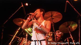 Großbritannien Musik Queen Freddie Mercury