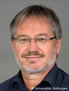 Professor Roman Loimeier von der Universität Göttingen (Photo: Universität Göttingen)