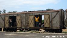 Angola Benguela-Linie Catumbela