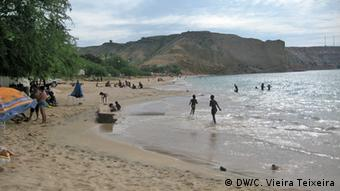 Angola Strand Baía Azul