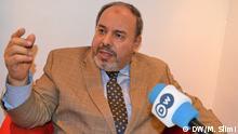Deutschland Tunesien Regisseur Moncef Barbouch in Bonn