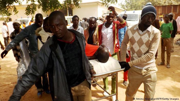 Nigerija Potiskum, samoubilački napad 12.1.2015.