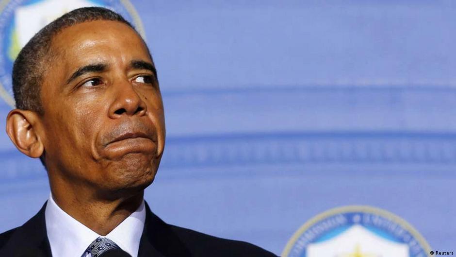 At cyber summit, Obama nearly alone   DW   14.02.2015