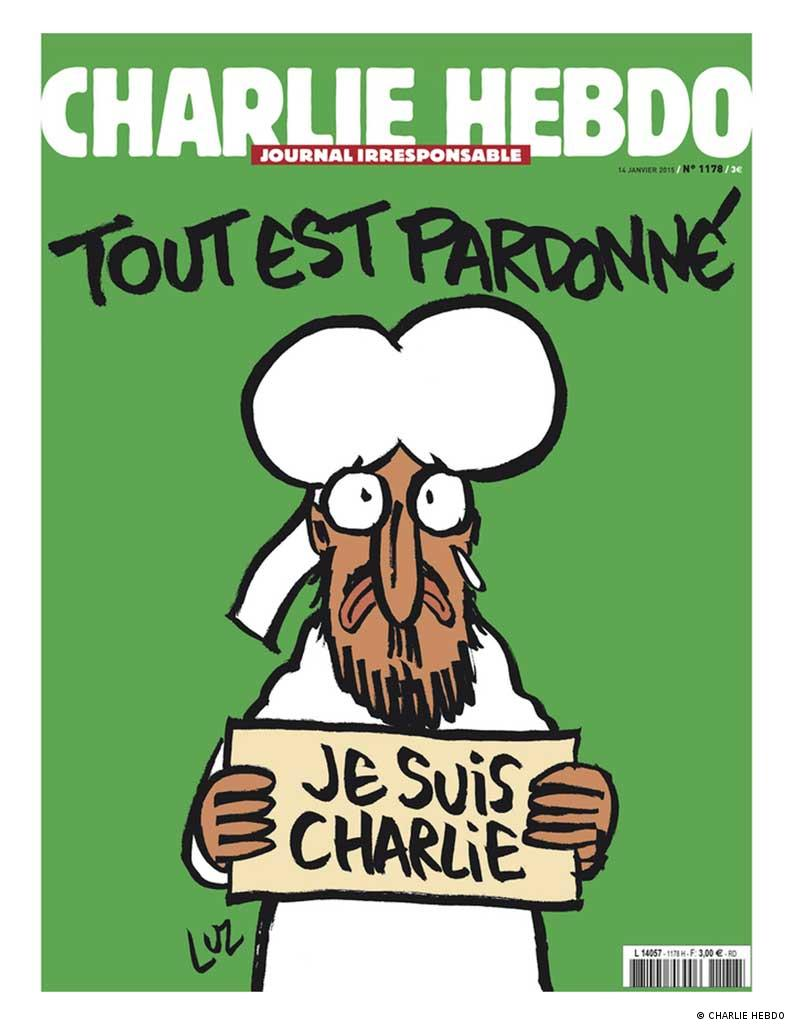 Defiant Charlie Hebdo Set To Publish New Muhammad Caricature News Dw 13 01 2015