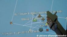AirAsia / Blackbox / Flugschreiber / Suche / Karte