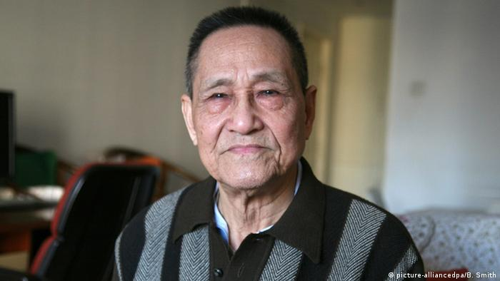 Bao Tong Dissident in China ARCHIV 2014 (picture-alliancedpa/B. Smith)