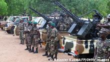 Kamerun Mora Armee Soldaten Anti Boko Haram 07/2014