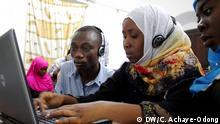 Projekt der DW Akademie in Sansibar