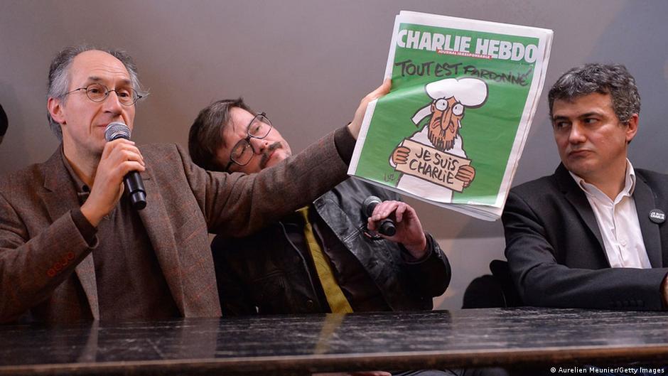 Charlie Hebdo weltweit | DW | 14.01.2015