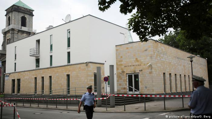Die Wuppertaler Synagoge (Foto: picture alliance/dpa)