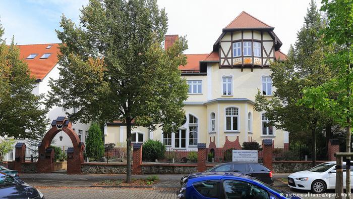 Deutsches Zentrum für Kulturgutverluste in Magdeburg
