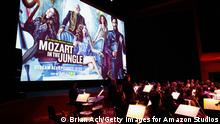 Premiere Mozart in the Jungle in New York 2014