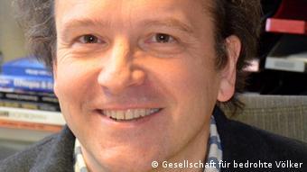 Ulrich Delius (Gesellschaft für bedrohte Völker)