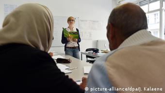 Integrationskurs Deutsch in Berlin