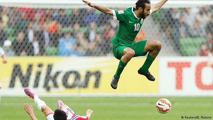 Australien Fußball Asian Cup Saudi-Arabien gegen Nordkorea
