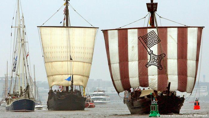 На таких парусниках ганзейские купцы путешествовали по Балтике и Северному морю