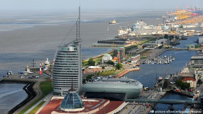 Columbus Cruise Center in Bremerhaven