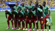 Kamerun Fußball Nationalmannschaft