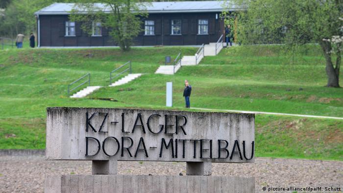 Концентрационный лагерь Дора-Миттельбау
