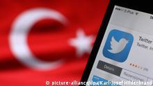 Symbolbild Internetsperre in der Türkei