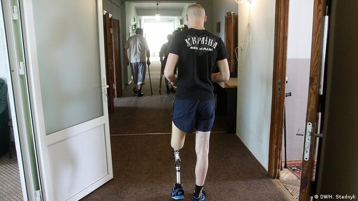 Україна, Донбас, АТО, поранені, протезування, протези, реабілітація