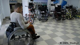 В Україні бракує реабілітаційних центрів, де могли б ставити на ноги поранених, критикують активісти