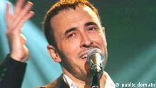 Kazem Al Sahir, irakischer Sänger. Quelle: http://de.wikipedia.org/wiki/Datei:Kazem_Main.jpg Copyright: gemeinfrei