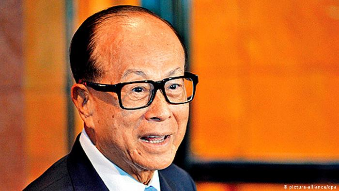 Li Ka-shing (picture-alliance/dpa)