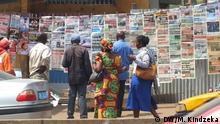 Charlie Hebdo in Kamerun