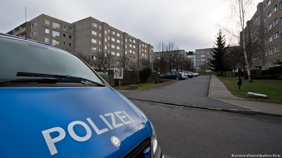 Asylbewerber in Dresden erstochen | DW | 14.01.2015