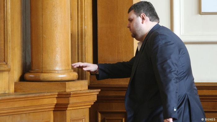 Delyan Peevski Politiker Bulgarien (BGNES)