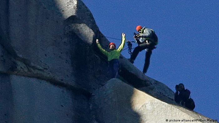 Yosemite: Two climbers die after fall from Yosemite′s El