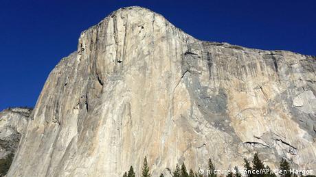 Yosemite National Park Besteigung von El Capitan