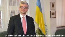 Ukrainischer Botschafter in Deutschland Andriy Melnik