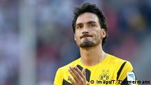 Deutschland Fußball Bundesliga Borussia Dortmund Mats Hummels