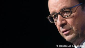 François Hollande (Foto: Reuters)