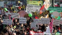 Wir haben es satt!-Demonstration (2014); Copyright: DieAusloeser.net, Berlin