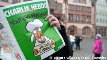 BdT Deutschland Charlie Hebdo ab Samstag in Deutschland