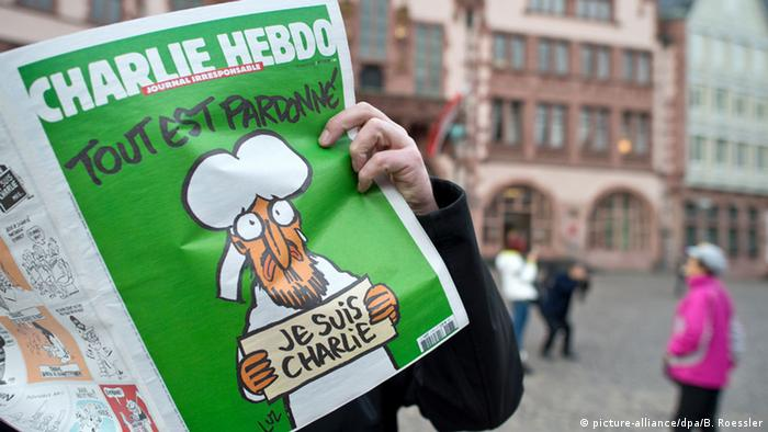 Charlie Hebdo has continued its controversial cartoons in the wake of the attack