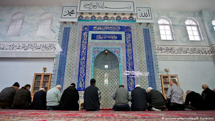 Mosque in Nuremberg