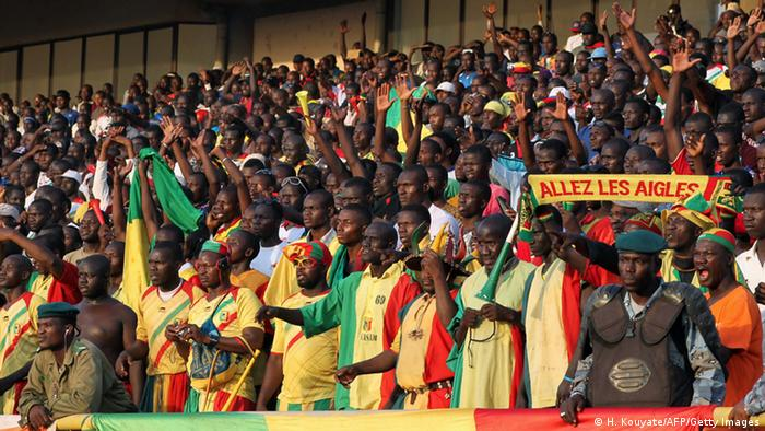 Fans aus Mali beim Afrika Cup. (Foto: Getty Images)