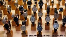 Armbanduhren Luxusuhren