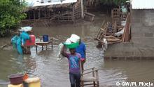 Mosambik Überschwemmungen