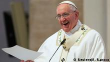 Papst Messe in Manila 16.01.2015